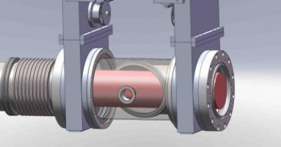 Pellicle Chamber CAD Drawing